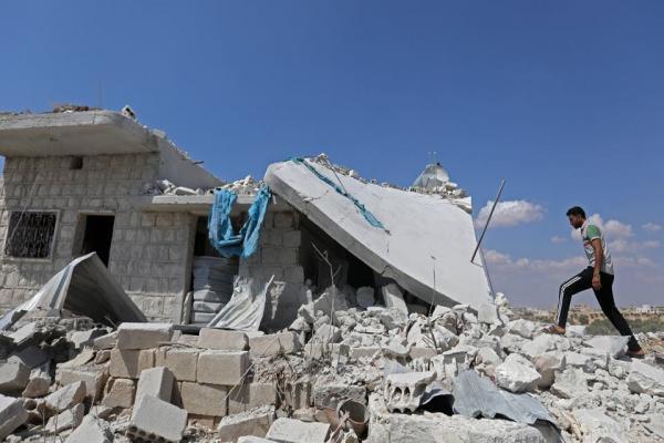 تحقيق أممي: إدلب تحولت إلى ساحة معركة، ونص مليون مدني نزحوا