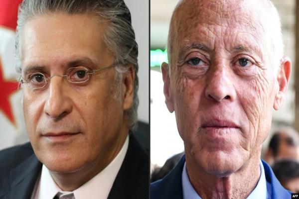 انتخابات تونس.. القروي وسعيد إلى الجولة الثانية