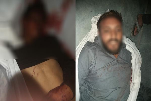 قوات النظام تقتل مواطنين وتصيب أخرين خلال مظاهرة ريف دير الزور الغربي