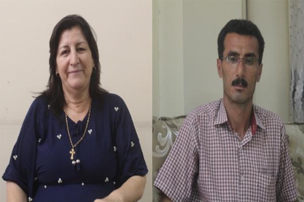 العرب والسريان: علينا تصعيد النضال إنهاء العزلة على القائد أوجلان