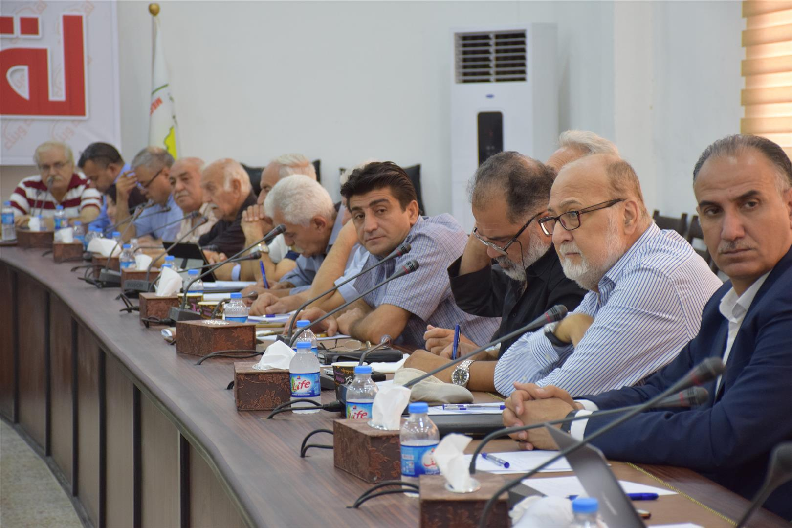 الملتقى الحواري يطرح الرؤى لحل الأزمة السورية
