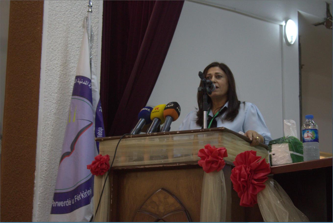 أمينة عمر: أي اتفاق لا يكون م س د مشاركاً فيه لا يمثلنا