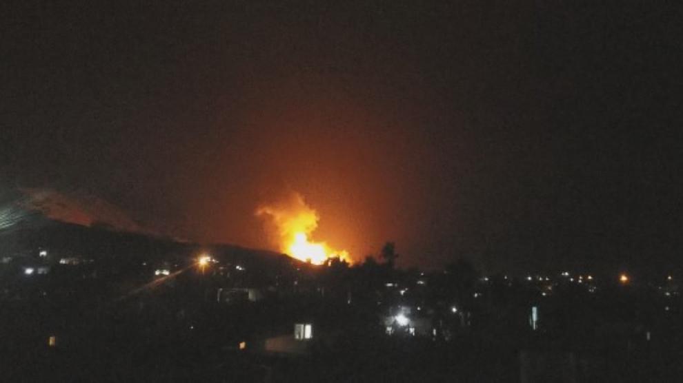 ها يابه !البا كا كا :4 فقط جرحوا منا في سنجار بالقصف التركي الذي اعلنت انها قصفت 81 هدفا