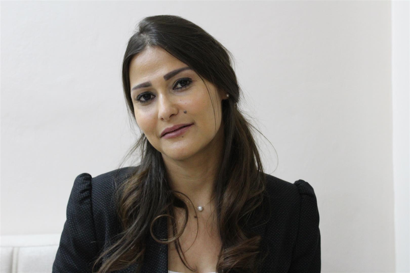 إعلامية لبنانية: سنعمل على عقد مؤتمر في لبنان لتبادل تجربة المرأة بشمال سوريا