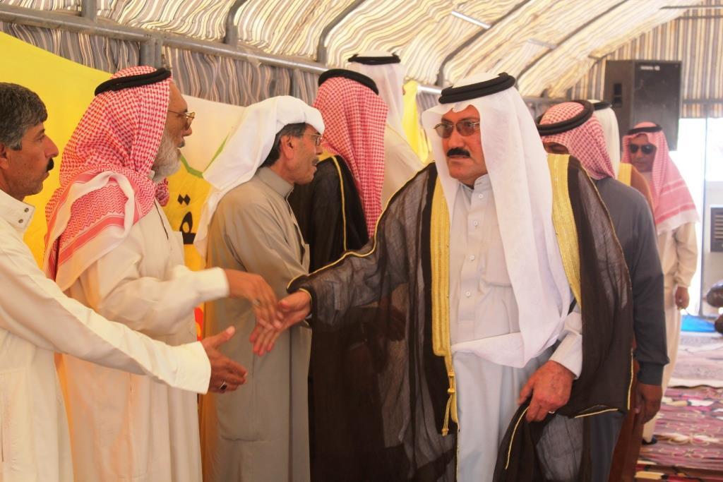 اجتماع في ريف الرقة الغربي لمناقشة التطورات السياسية والأمور الخدمية