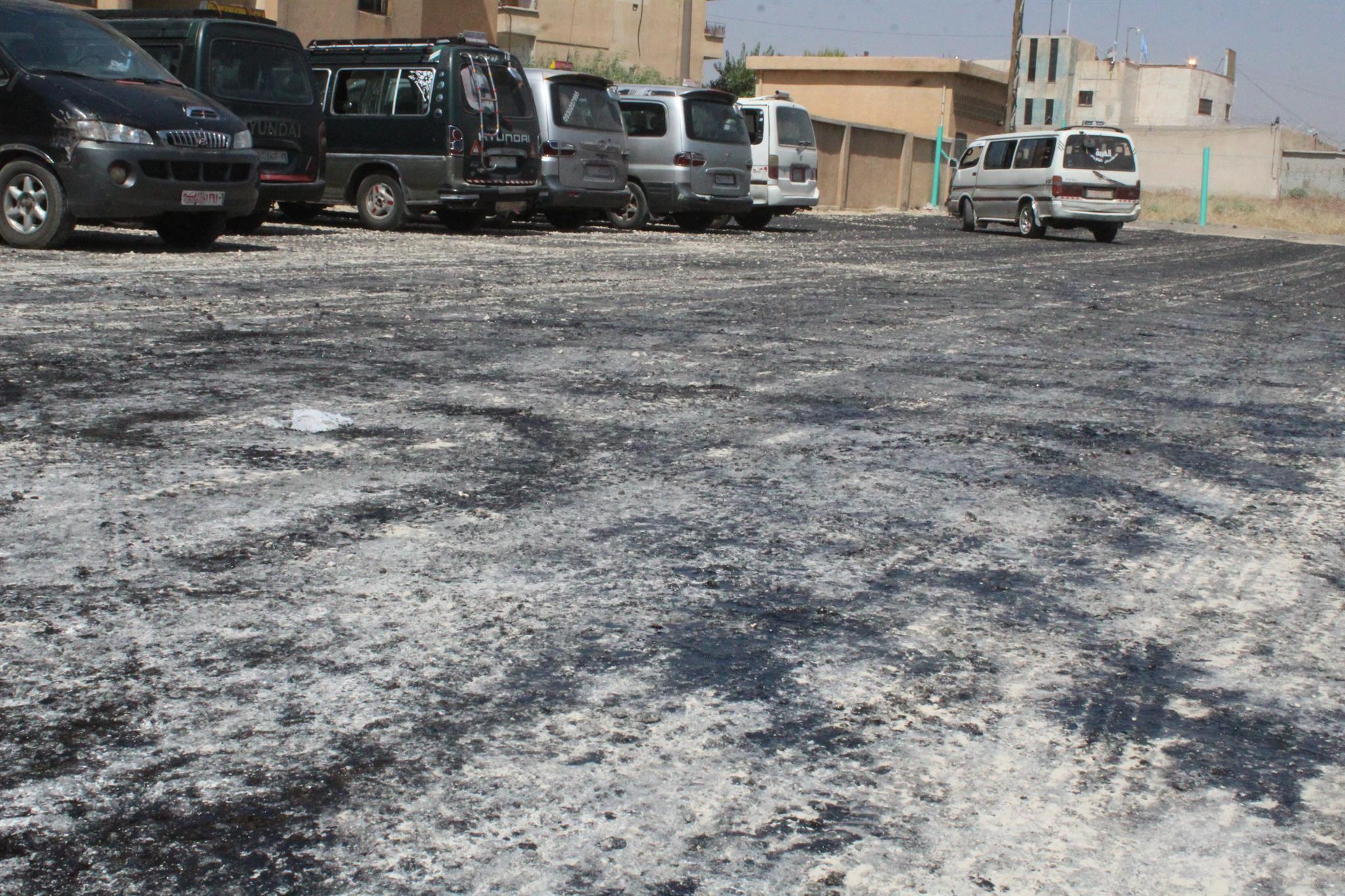 استجابة لطلبات الأهالي بلدية كركي لكي تنفذ مشروع صيانة الطرق