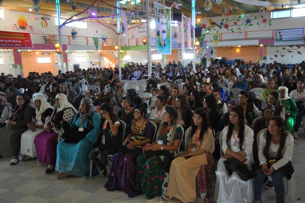 أعمال كونفرانس HPC في كوباني تنتهي بتشكيل مجلس