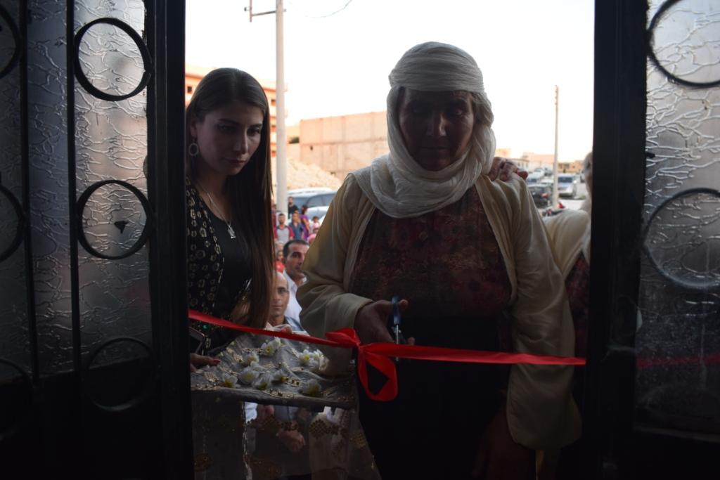 سوريا المستقبل يفتتح مكتباً له في كوباني
