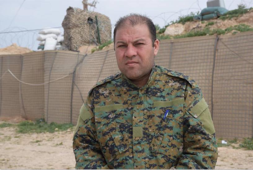 قسد تنفي اطلاق سراح الدواعش الارهابيين قرب حدود العراق