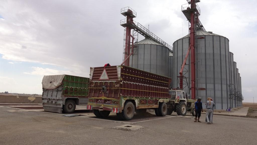 الإدارة الذاتية تخصص 200 مليون دولار لشراء محصول القمح من المزارعين