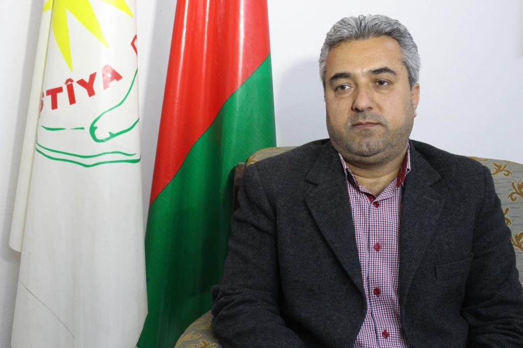محمد: النظام مسؤول عن تقطيع وتجزئة الأراضي السورية