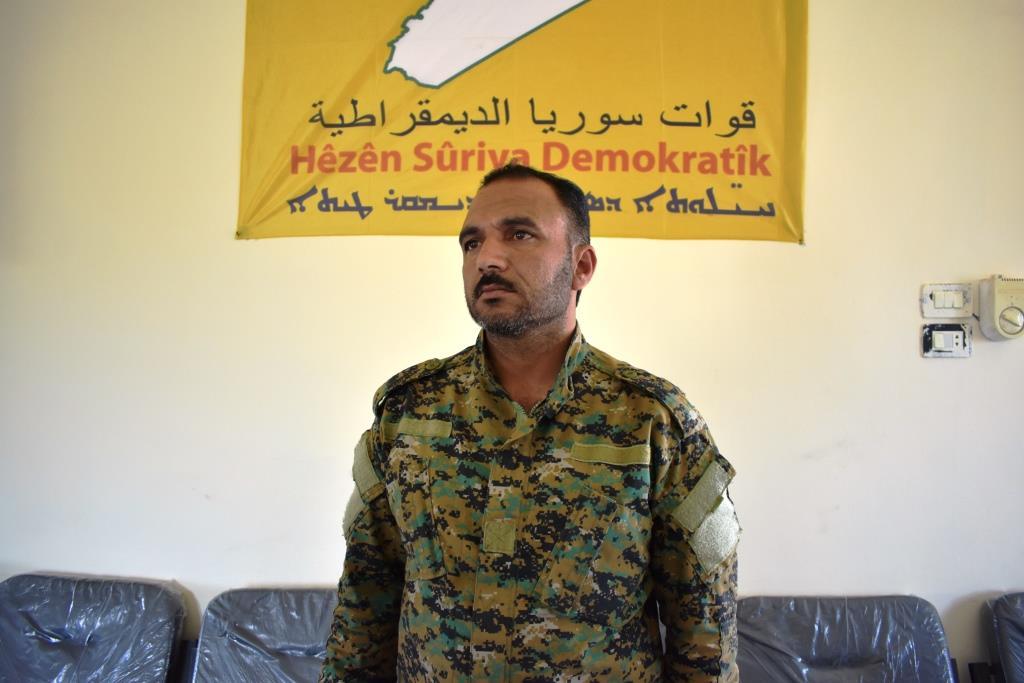 قيادي في قسد: عملياتنا مستمرة للقضاء على خلايا داعش