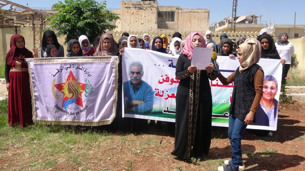 إدارة المرأة في الرقة: انتصار ليلى كوفن ورفاقها هو انتصار للسلام