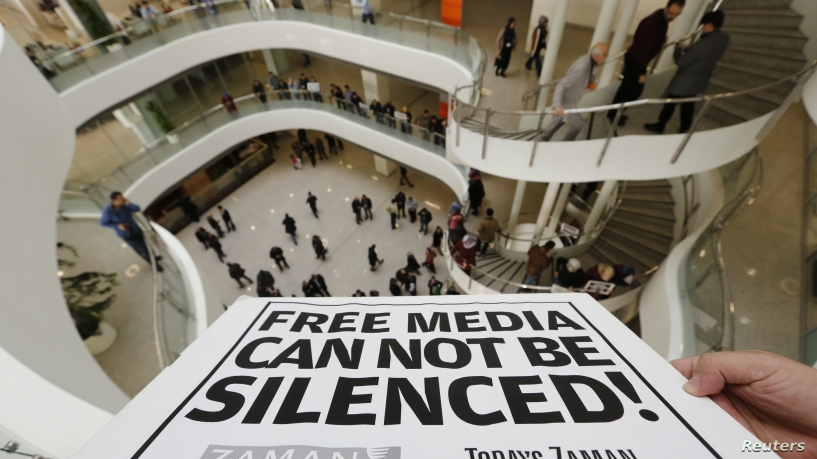 محللون يشككون في نوايا تركيا لحماية حرية التعبير