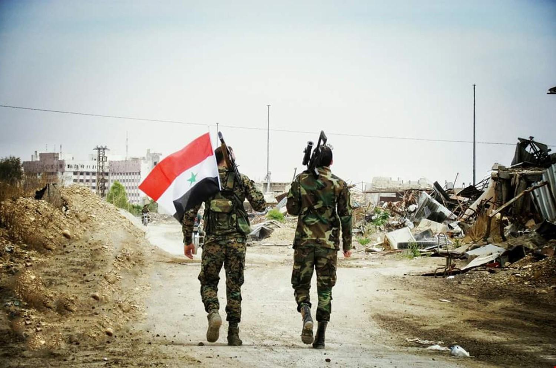 قصف عنيف وضحايا مدنيين في مناطق