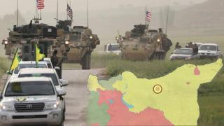 تركيا تخلق الفوضى باحثة عن فرص لتقسيم سوريا بورقة