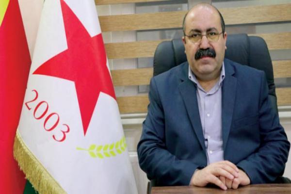 شاهوز حسن: لا حل لسوريا دون مشاركة الإدارة الذاتية في المباحثات