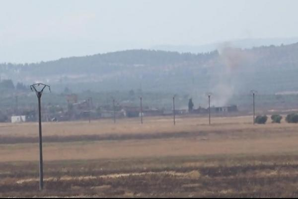 الاحتلال يستمر في قصفه لقرى شرا وأضرار كبيرة بمنازل المدنيين