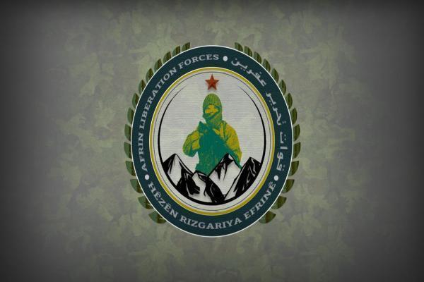 قوات تحرير عفرين تفشل هجمات الاحتلال التركي وتقتل 5 من مرتزقته