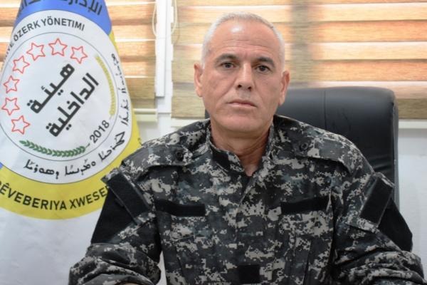 هيئة الداخلية: من الصعب السيطرة على آلاف المرتزقة المعتقلين حال وقوع هجوم تركي