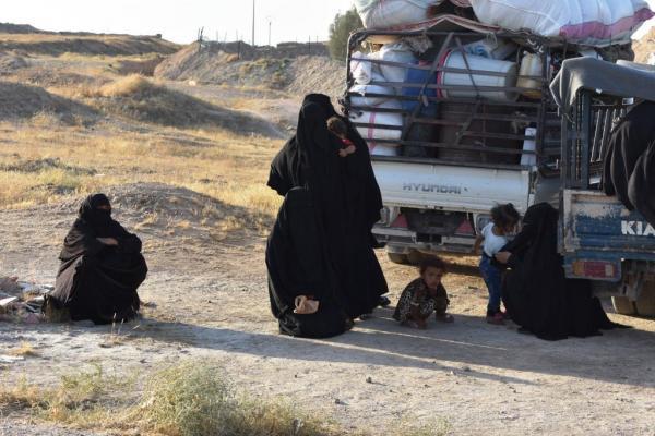 مطالبات بترحيل مرتزقة داعش الأجانب من شمال شرق سوريا