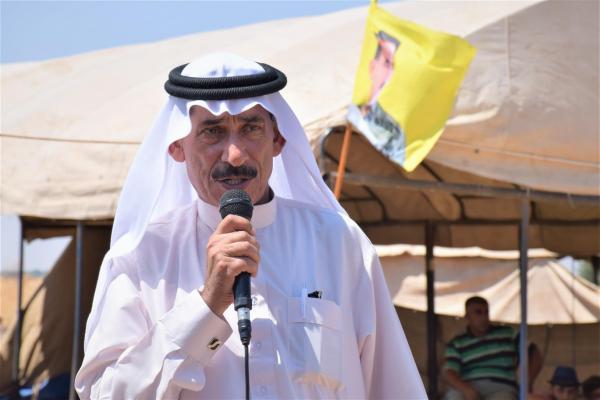 حمدان العبد: تركيا تريد منطقة احتلال لا أمان