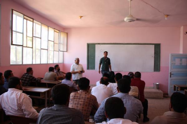 تدريب 250 مديراً لتشكيل الرئاسات المشتركة لمدارس منبج وريفها