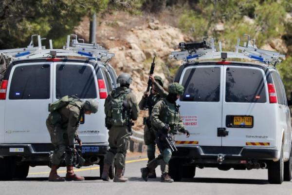 مقتل إسرائيلية وإصابة أخرين بانفجار عبوة ناسفة غرب رام الله