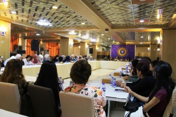 مجلس المرأة يُحضّر وثيقة سياسية أشبه بخارطة الطريق باسم المجلس