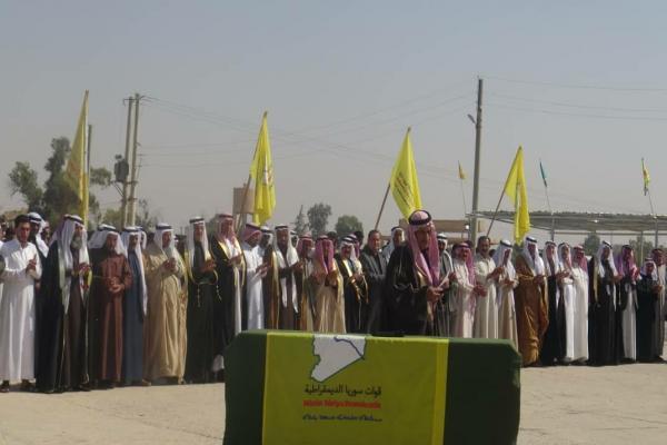 العشائر العربية: ندعم قسد والهجوم التركي يساعد على عودة داعش