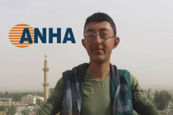 استشهاد مراسل وكالتنا سعد أحمد بقصف جوي للاحتلال