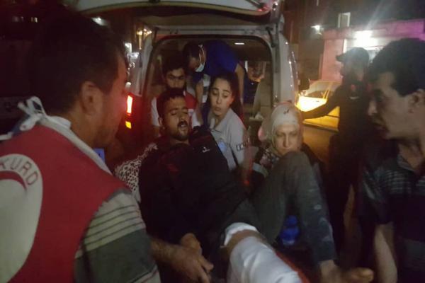الرئيسة المشتركة للهلال الأحمر: عدد كبير من الجرحى والشهداء مازال في سري كانيه