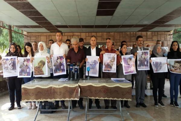 اتحاد المحاميين يعلن النفير لتوثيق جرائم الاحتلال التركي