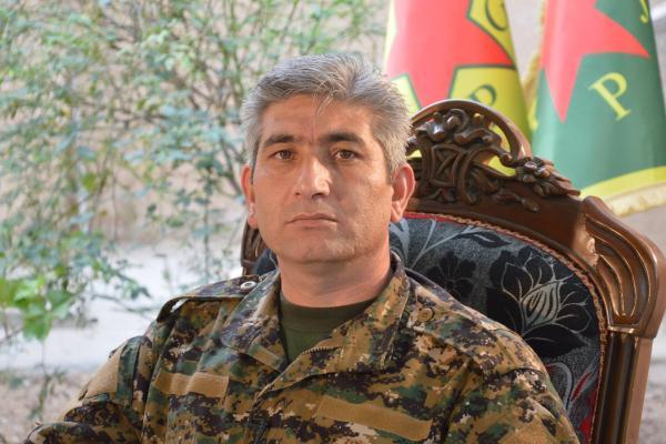 ريدور خليل: الدولة التركية انتهكت وقف إطلاق النار 37 مرة