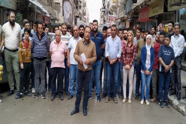 منتجي حلب يقررون مقاطعة البضائع التركية في الأسواق