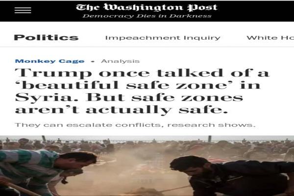 واشنطن بوست: المناطق الآمنة ليست آمنة بالفعل