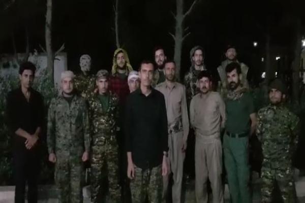 شبان باشور ينضمون لمقاومة الكرامة بوجه الاحتلال التركي