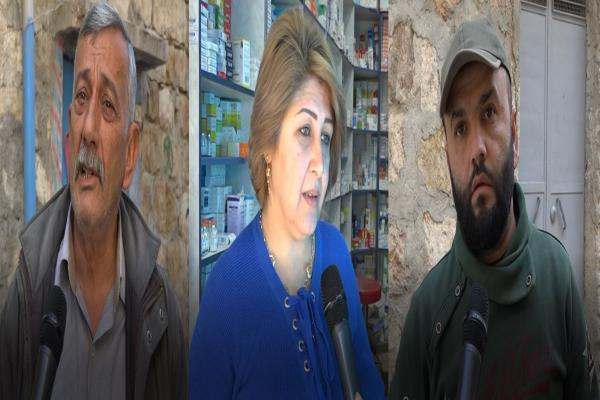 النظام السوري يمنع مرور الادوية الطبية إلى مقاطعة الشهباء