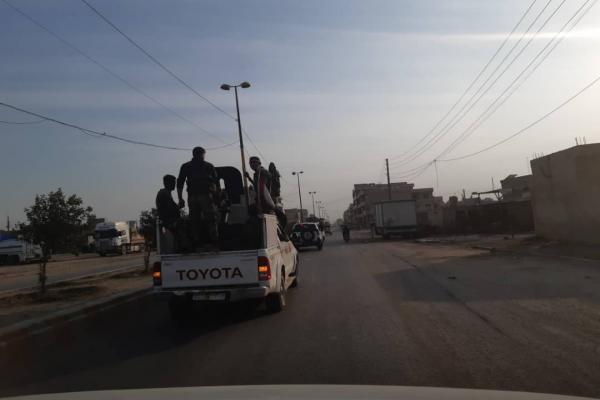 قوات النظام تنتشر في قرى حدودية بمنطقة ديرك وكركي لكي