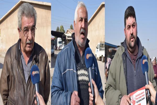تجار الحسكة: كل من يشجع شراء البضاعة التركية له يد في هدر الدم السوري