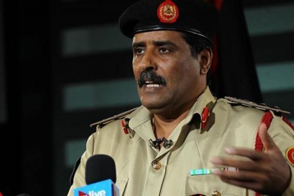 الجيش الليبي: رصدنا وصول 19 مدرعة بسفينة مدنية تركية وتم تدميرها