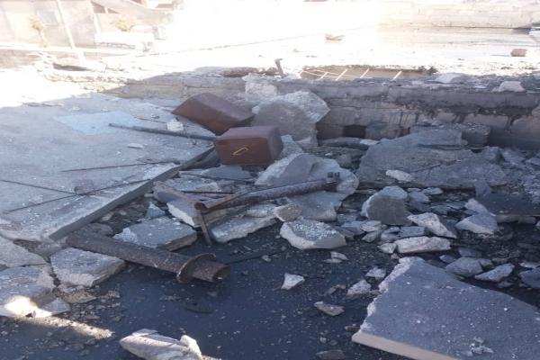 الاحتلال التركي يقصف ناحية تل رفعت بمقاطعة الشهباء