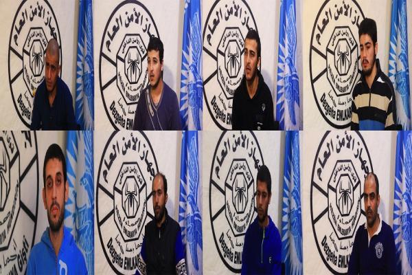 الأمن العام في الرقة يلقي القبض على إحدى أخطر خلايا داعش