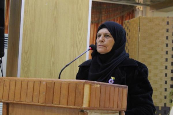 والدة الشهيدة هفرين: تركيا تتخوف من إرادة المرأة الحرة