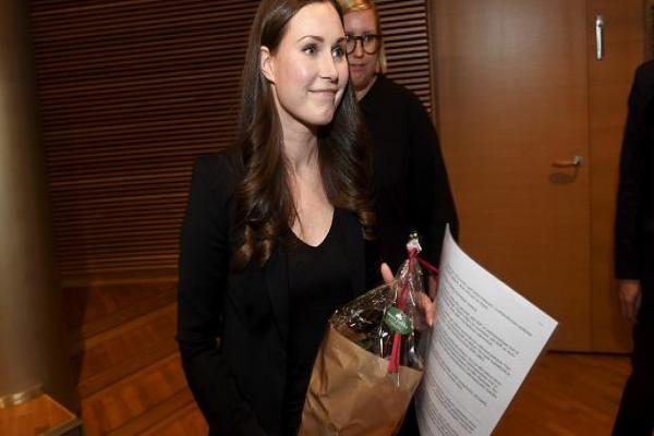 سانا مارين أصغر رئيسة وزراء في العالم