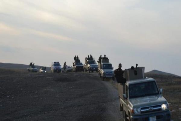 حشد الشعبي يعزز قواته قرب الحدود السورية عقب تهديدات إسرائيلية