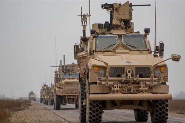 بعد الهجمات على قواعدها500 آلية عسكرية أمريكية إلى العراق