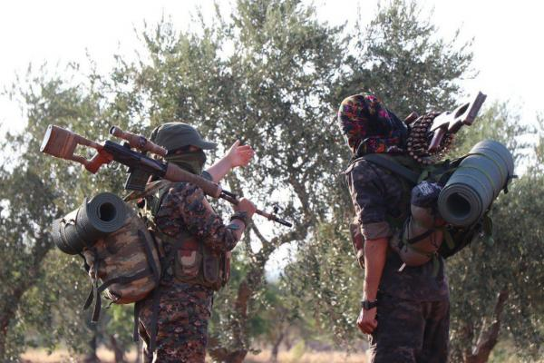 قوات تحرير عفرين تعلن القضاء على مرتزقيَن في إعزاز