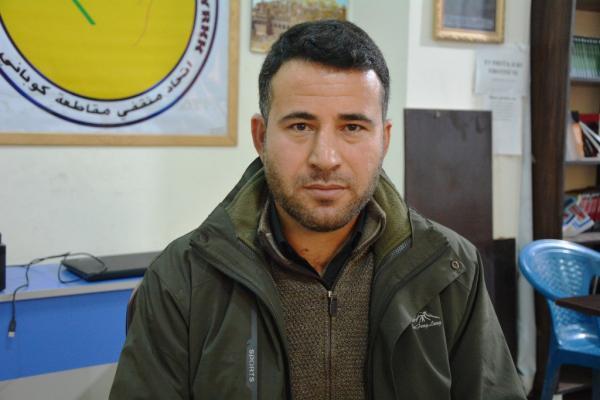 مسعود محمد: عدم توافق السوريين فيما بينهم يصب في مصلحة الأعداء