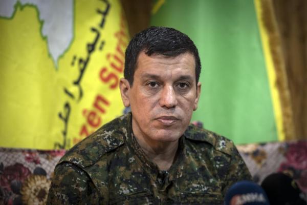 عبدي: قضية معتقلي داعش لا يمكن أن تحل إلا على طاولة الأمم المتحدة